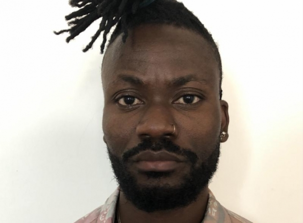 Amoako Boafo Receives the 2019 STRABAG Artaward International