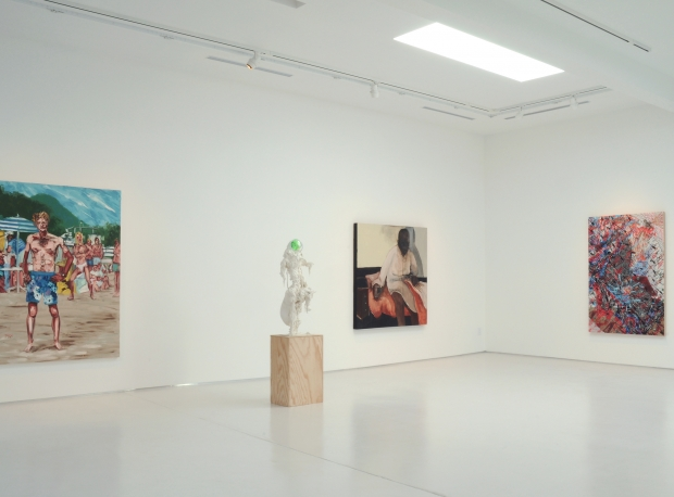 Macrocosm Installation View