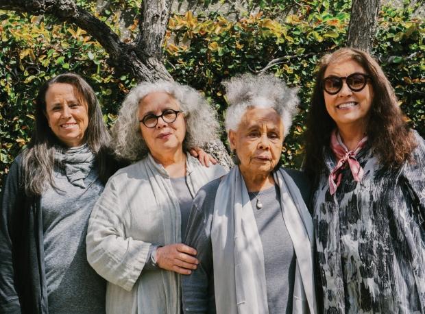 Betye Saar, Lezley Saar, Alison Saar and Tracye Saar-Cavanaugh in Conversation
