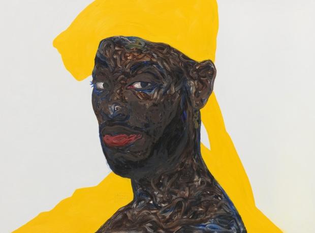 Amoako Boafo: Soul of Black Folks
