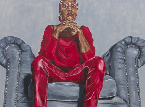 """Wangari Mathenge Included in """"Rooms of Our Own — Art and the Inner Lives of Women"""""""