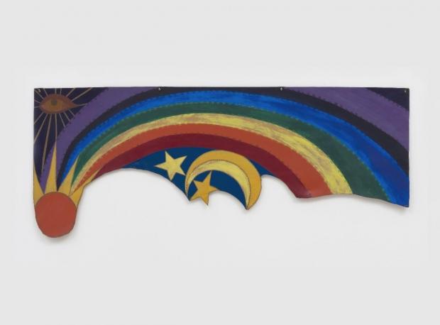 Betye Saar Rainbow Mojo