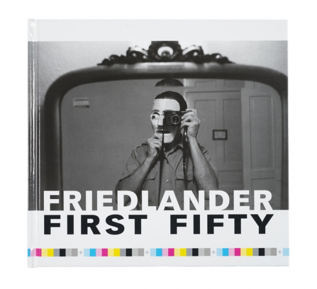 Friedlander First Fifty book cover