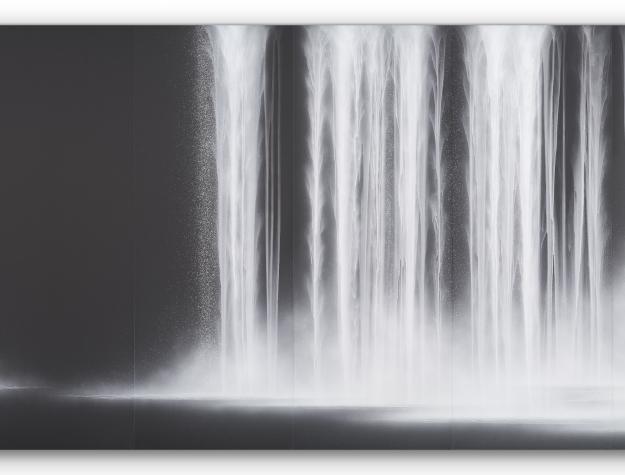 Exhibition: Senju's Waterfalls for Chicago