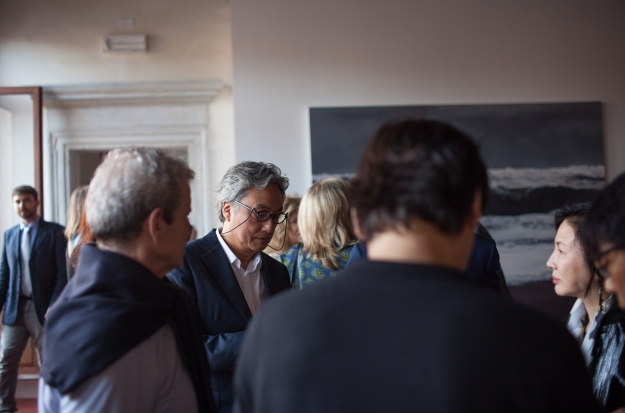 The 56th Venice Biennale during Press Preview