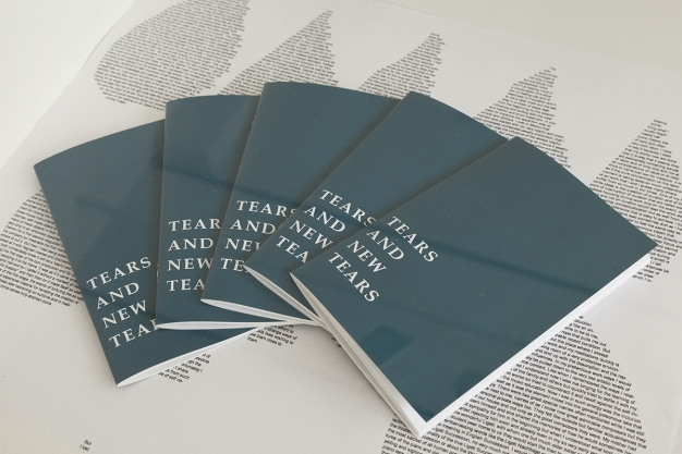 Book Launch: Josef Strau: Tears and New Tears