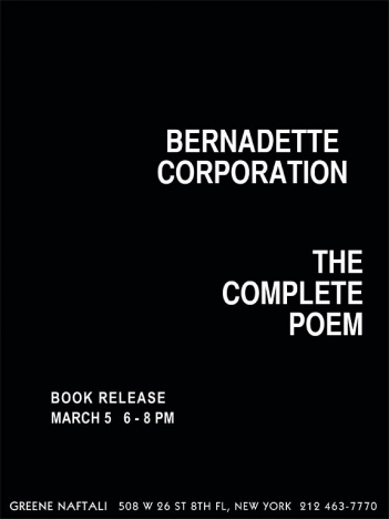 The Complete Poem Book Release