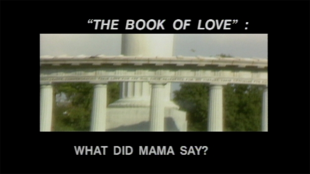 Screening: Tony Cokes: The Book of Love