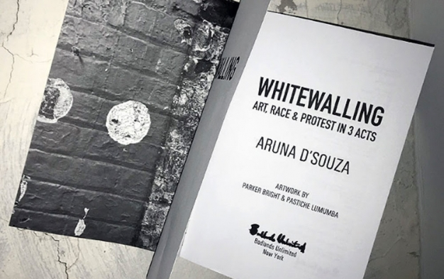 Whitewalling on Stage: Art, Race, and Protest in Performance