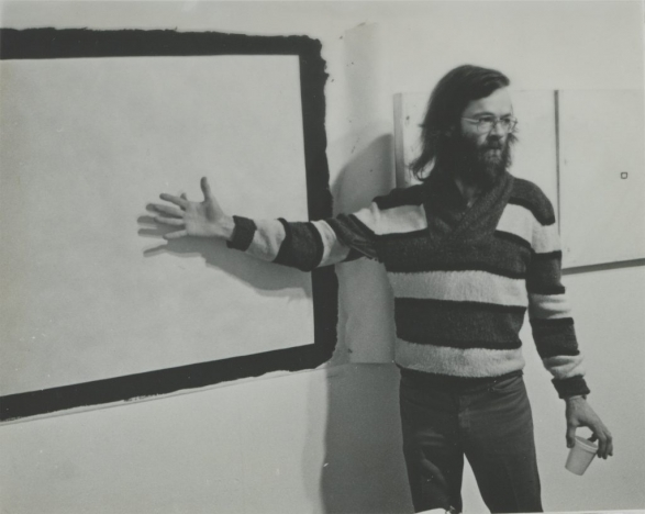 Curator Tour: Introducing Tony Conrad: A Retrospective