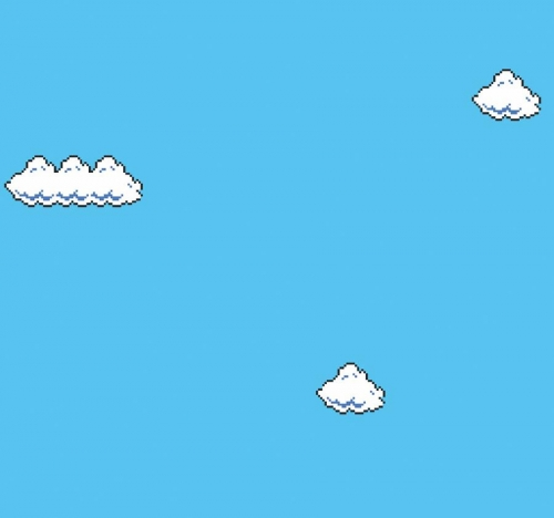 Cory Arcangel In The Clouds