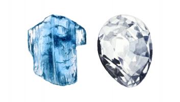 V. Crystal Size
