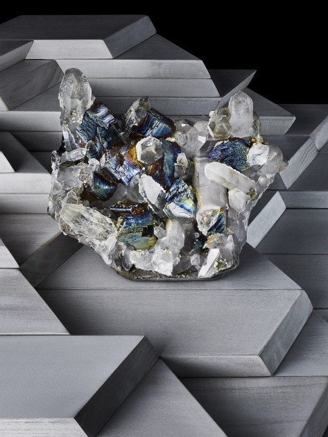 Contrast Exhibition - Arsenopyrite