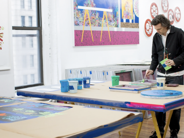 Ryan McGinness: Mindscapes Part II
