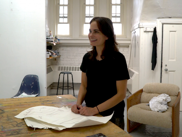 In Conversation with Inka Essenhigh