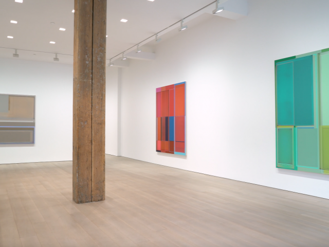 Patrick Wilson On View