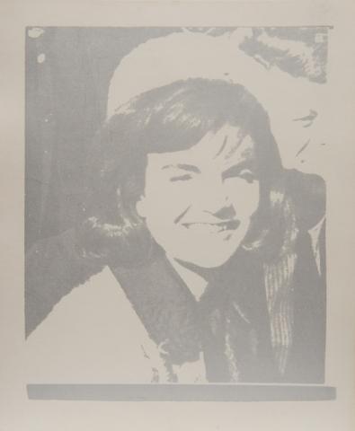 Andy Warhol, Jacqueline Kennedy (Jackie I)