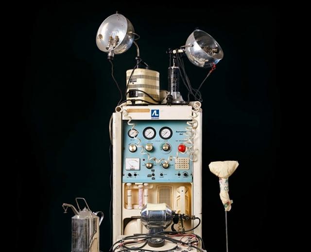 The Lifesaving Machines