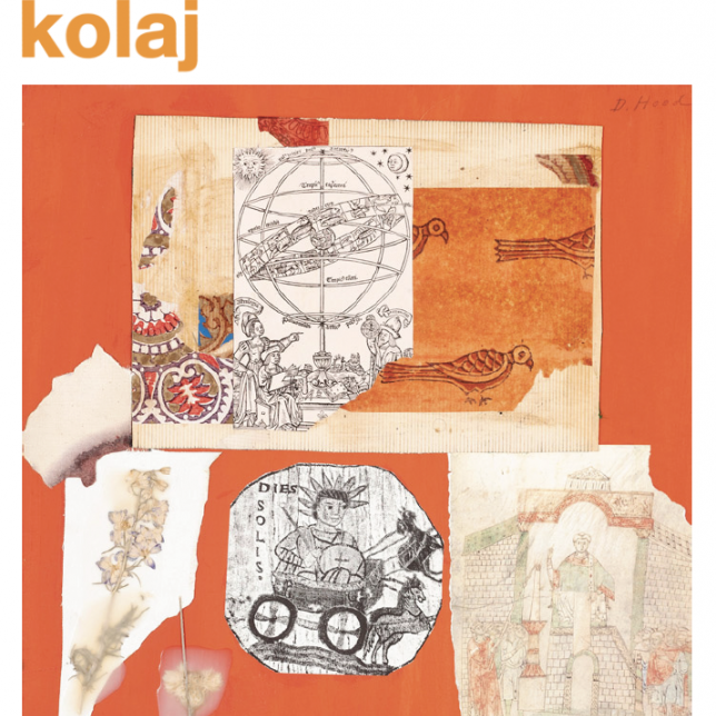 """Dorothy Hood: Collages"" in kolaj Magazine"