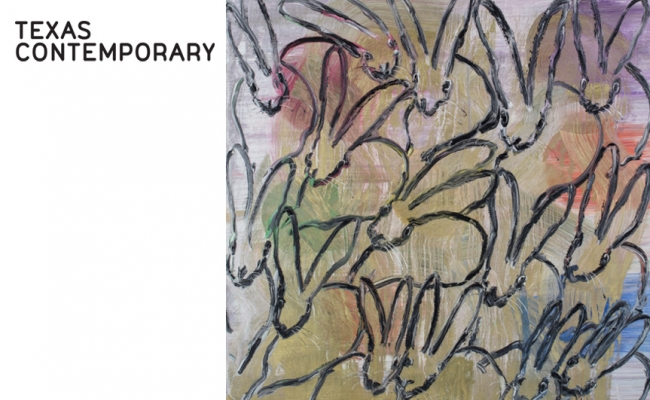 TEXAS CONTEMPORARY ART FAIR - BOOTH #D7