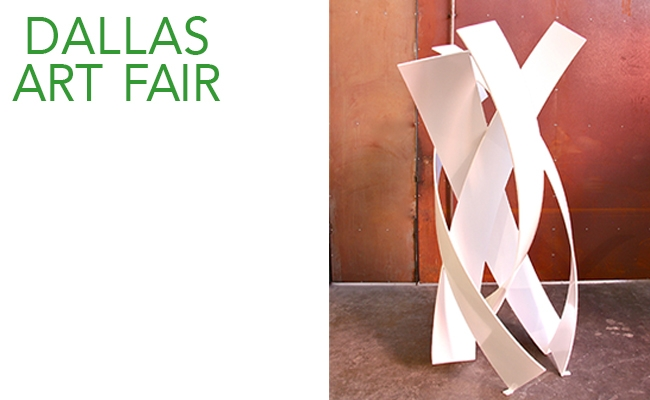 DALLAS ART FAIR - Booth # F9