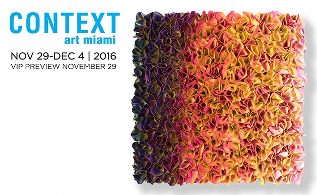 Context: Art Miami BOOTH #227