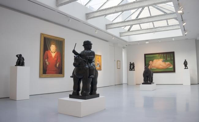 Fernando Botero: Beauty in Volume II