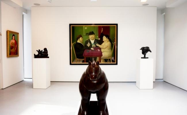 Fernando Botero: Beauty in Volume