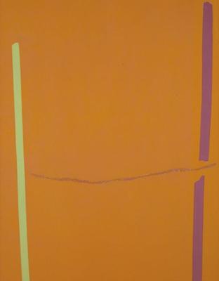 Selected Works: Theodoros Stamos, Helen Frankenthaler, Robert Rauschenberg