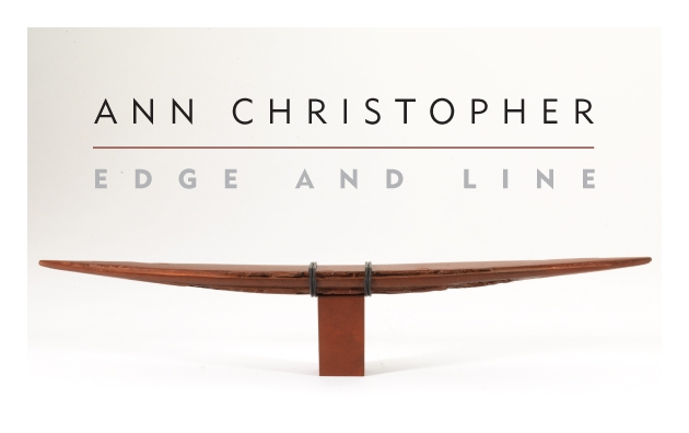 Ann Christopher: Edge and Line