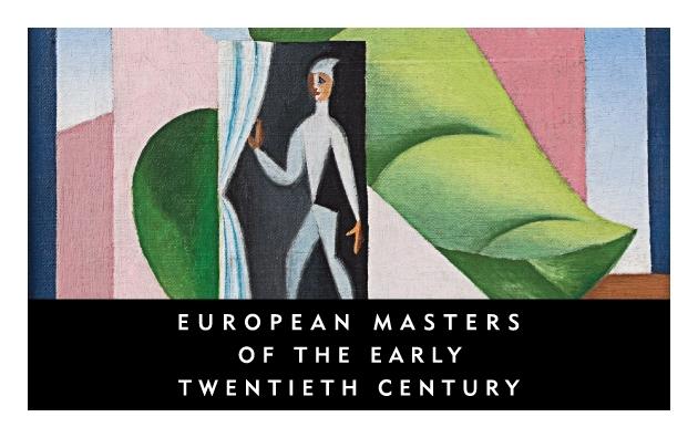 European Masters of the Early Twentieth Century