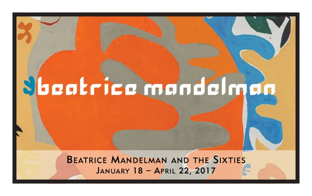 Beatrice Mandelman And The Sixties