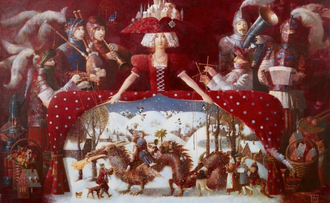 An Enchanted Story: Volshebnaya Skazka
