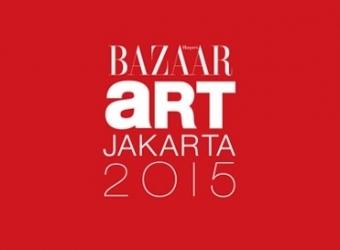 Bazaar Art Jakarta 2015