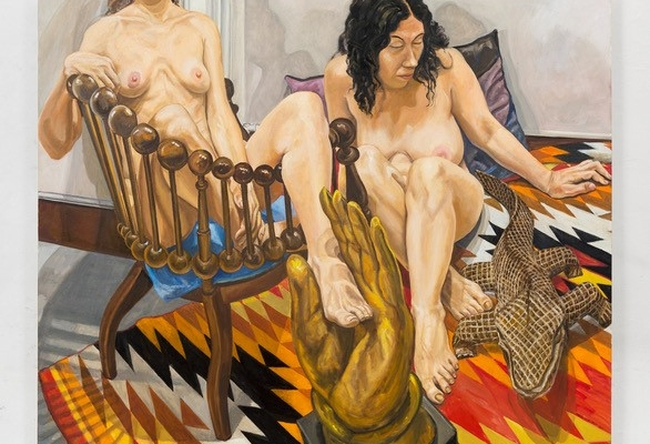 Philip Pearlstein: Today