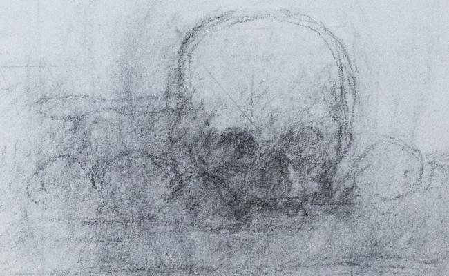 Jake Berthot: Marks, Mountains and Skulls