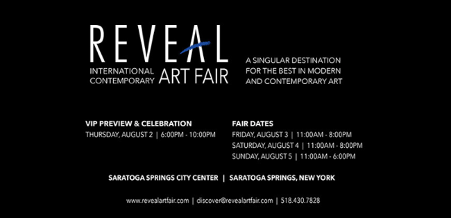 Reveal Art Fair, 2018