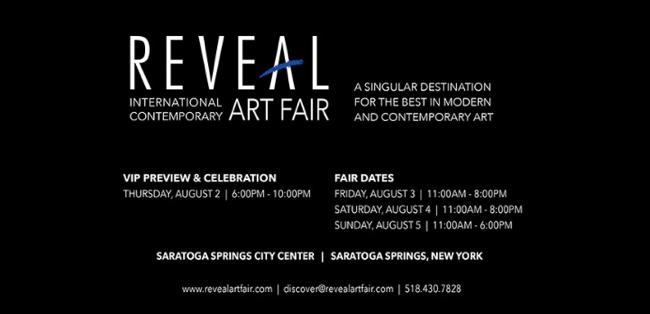 Reveal Art Fair, 2018