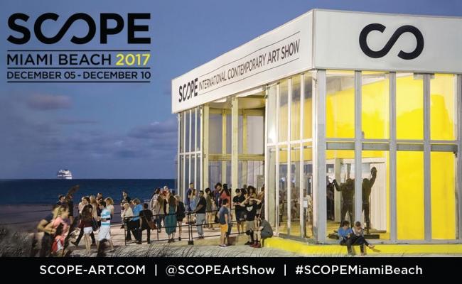 Scope Miami Beach, 2017