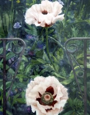 Eileen Goodman: New Watercolors