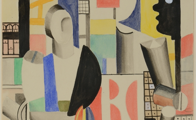 Modern Discourse: Leger & Other Modern Masters