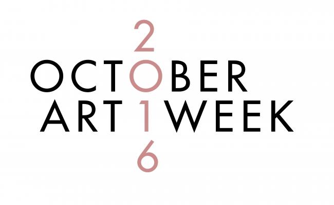 October Art Week 2016