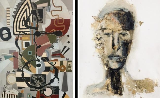 Now on View, through October: Felice Sharp & Kimo Minton