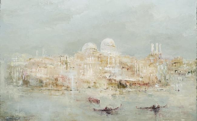 "France Jodoin ""The Other Landscape"". Opens Friday, September 20th."