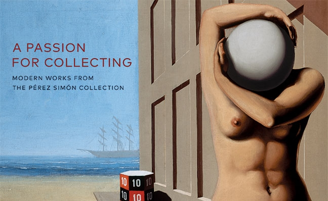 A Passion for Collecting: Modern Works from the Pérez Simón Collection