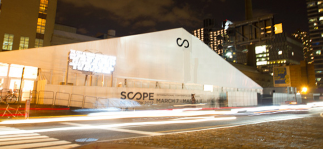 Hg Contemporary, Philippe Hoerle-Guggenheim at Scope