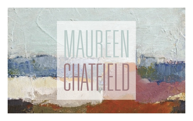 Maureen Chatfield: Patterns in Time