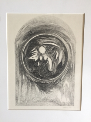 Sonia Gechtoff: Drawings from the early 1960's