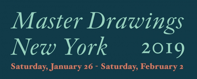 Master Drawings New York 2019