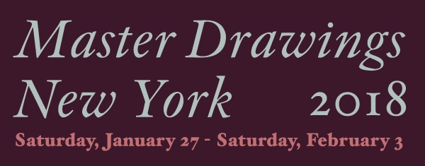 Master Drawings New York 2018